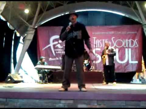 "EJ Miller LIVE in Las Vegas!!!  ""What You Won't Do For Love"""