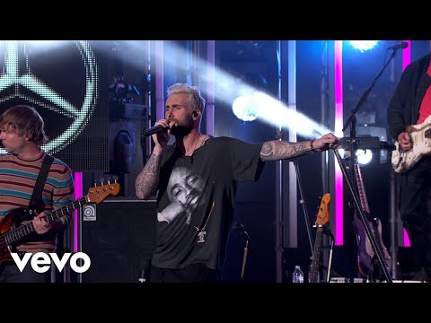 Maroon 5 – What Lovers Do (Jimmy Kimmel Live!/2018)