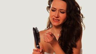 Лезут волосы что делать - маска для сильно поврежденных волос ! облепиховая маска | #edblack
