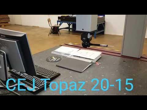 Ce Johansson CEJ Topaz 20-15 P91206067
