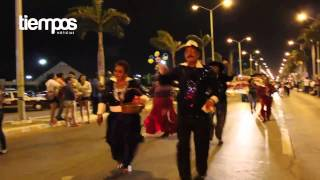 preview picture of video 'Inicia Carnaval Campeche 2015'