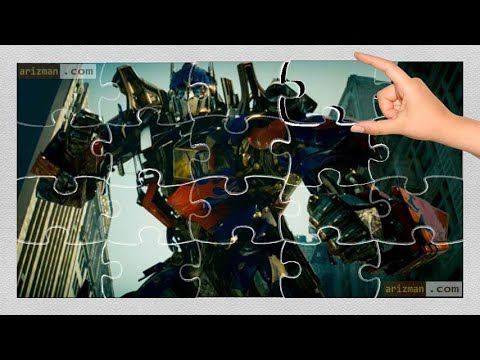puzzle-transformers