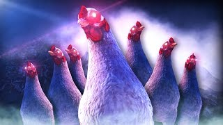 THE ULTIMATE CHICKEN!! || Ultimate Epic Battle Simulator (UEBS)
