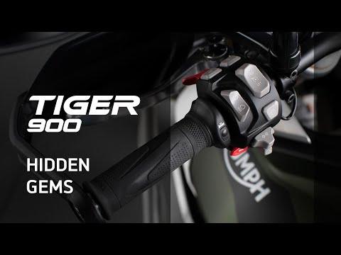 Nueva Triumph Tiger 900 – Joyas por descubrir