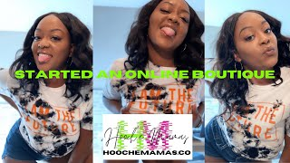 Starting An Online Clothing Boutique | How I Did It & Business Launch