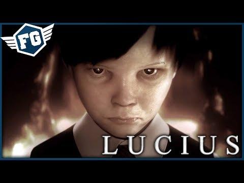 HOROROVÝ ČESKÝ DABING - Lucius