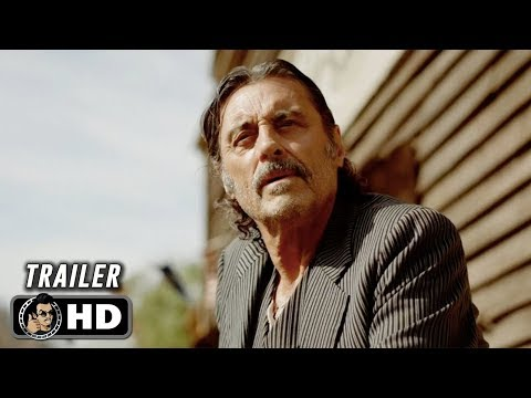 DEADWOOD: The Movie Official Trailer (HD) Ian Mcshane, Timothy Olyphant TV Movie