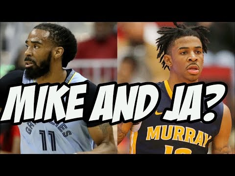 Should The Grizzlies Trade Mike Conley After Getting the 2nd Pick?