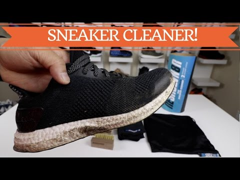 DOES IT WORK?! RESHOEV8R SNEAKER CLEANER LAUNDRY SYSTEM REVIEW