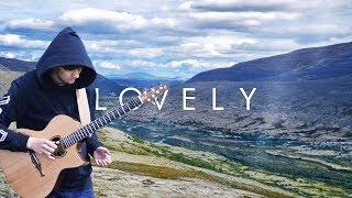 Lovely   Billie Eilish Ft. Khalid   Fingerstyle Guitar Cover