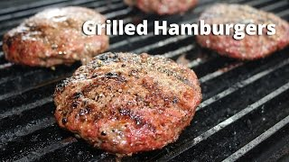How to Grill Hamburgers on Big Green Egg | Super Burger Recipes with Malcom Reed HowToBBQRight