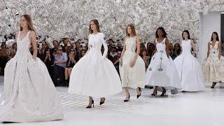Christian Dior Haute Couture Fall/Winter 2014-2015