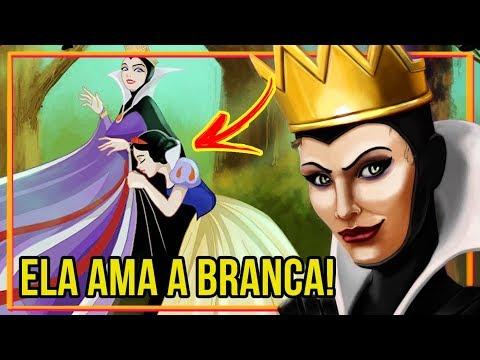 A VERDADEIRA HISTÓRIA DA RAINHA MÁ!!