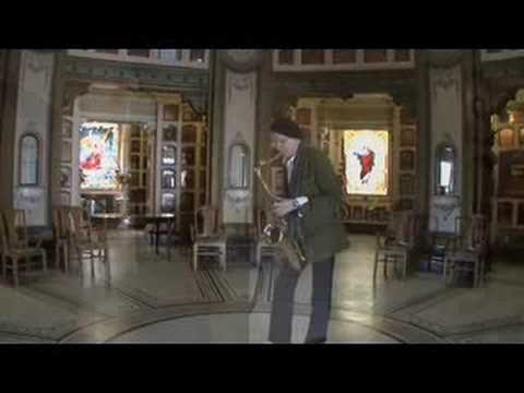 Columbarium Sax Player: John Stafford