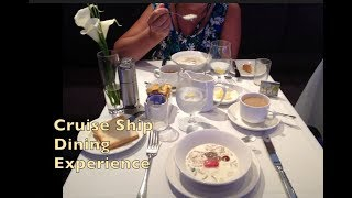 Cruise Ship Meals On P&O Pacific Jewel, Cheekyricho Cooking Food Journey Across The Ocean Ep.1,226