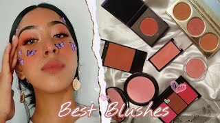 BEST BLUSHES FOR INDIAN/MEDIUM/OLIVE TAN SKINTONES (MOSTLY AFFORDABLE)