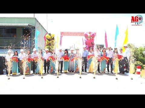 Châu Thành: Khánh thành cầu Chung Xây