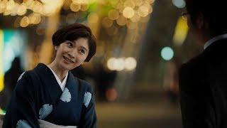 日本CM篠原涼子在普通的日子自行穿上和服變成特別之日
