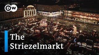 A German Christmas Market In Dresden | DW Documentary