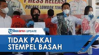 3 Pelaku Pemalsuan Surat Test PCR di Lombok Ditangkap, Terungkap karena Tak Pakai Stempel Basah