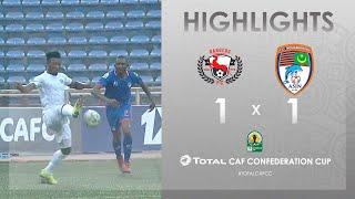 CC CAF : Rangers Int. FC 1-1 FC Nouadhibou