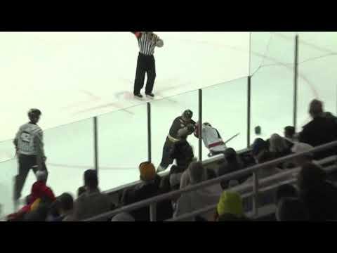 Nathan Larose vs. Alexis Arsenault