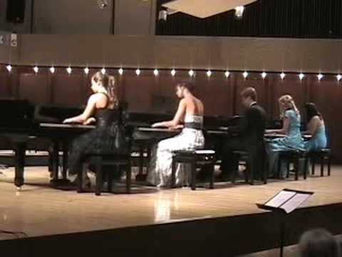 Chopin Nocturne from same concert.
