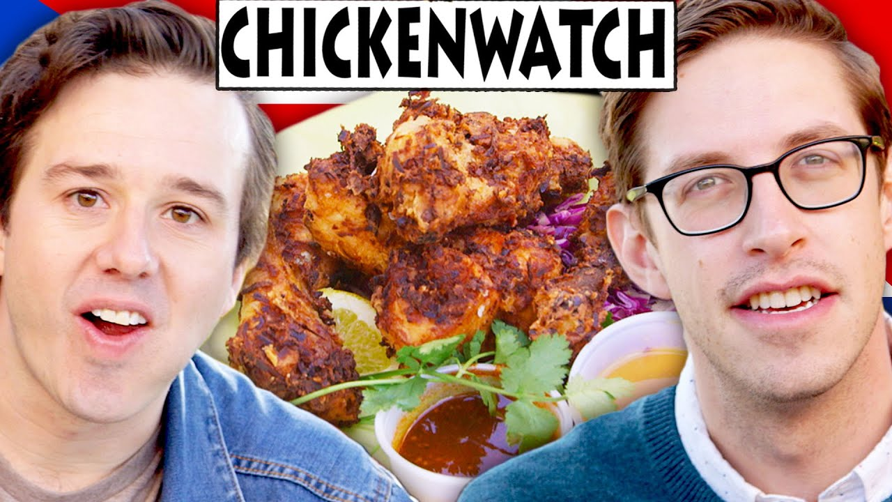 Is Caribbean Coconut Fried Chicken The Best In The World? thumbnail