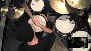 """Wreckless Love"" by Alicia Keys - Drum Cover by Daniel Stone"