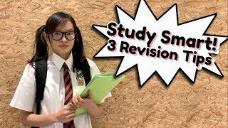 Study Smart! | 3 Revision Tips for Primary School Students