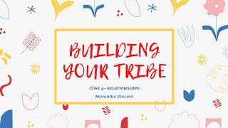 Building Your Tribe with Morenike Vincent