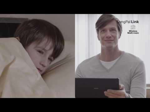 Беспроводная колонка Sony SRS-ZR5 видео 1