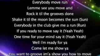 Gambar cover Rihanna - Pon De Replay, Lyrics In Video