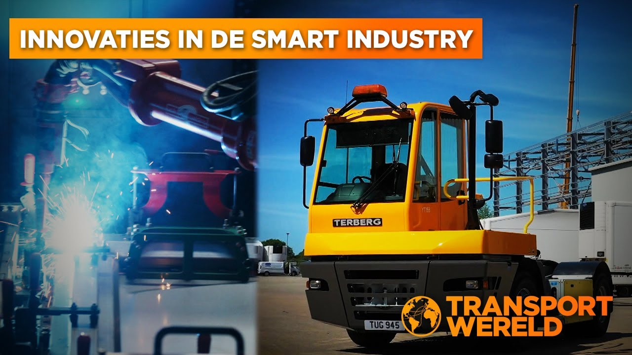 Innovaties in de Smart Industry
