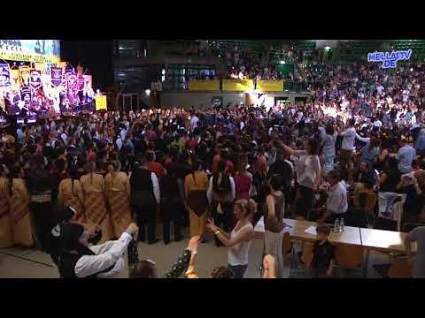Αφιερωμένο στον Πόντιο κοσμοναύτη Θεόδωρο Γιουρτσίχιν ήταν το 37ο Φεστιβάλ της ΟΣΕΠΕ (βίντεο)