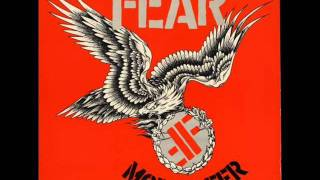 Fear-The Mouth Don't Stop