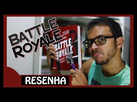 BATTLE ROYALE | RESENHA SANTUARIO GEEK