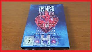 Helene Fischer   LIVE Die Stadion Tour  (FAN EDITION)     SCHLAGER UNBOXING