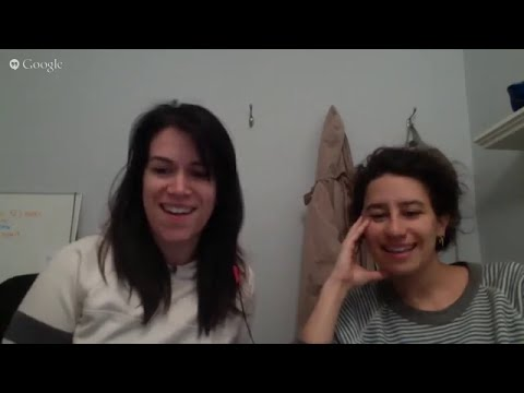 Abbi Jacobson & Ilana Glazer ('Broad City') on absurdism, pegging, and outsider's view of NYC