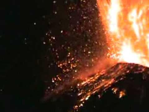 Terremotos y volcanes