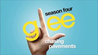 Chasing Pavements | Glee [High Quality Mp3 FULL STUDIO]