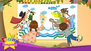 Peter Pan - English câu chuyện hoạt hình dành cho trẻ em