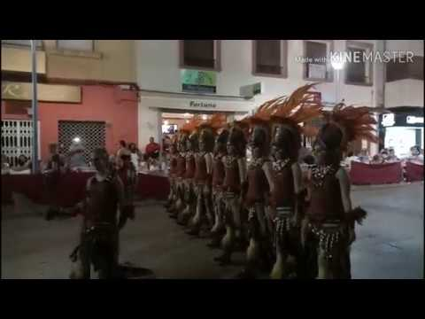 "🎆 Праздник ""Мавры и Христиане "" в Испании 🎆 Fiesta ""Moros y Cristianos"" . LIVE IN SPAIN #1"
