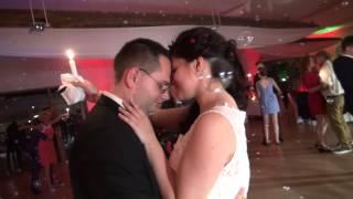 SUSANNE & MICHAŁ — Świetlisty taniec | Fajnyslub.pl