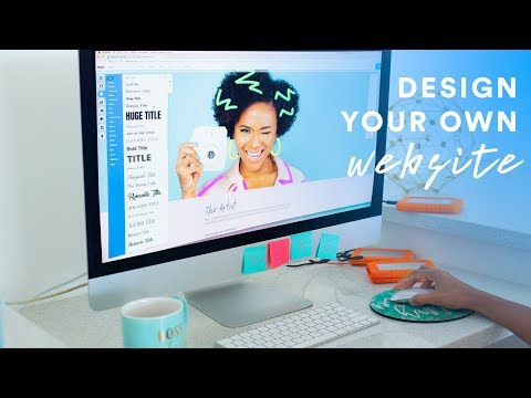 How to Make Your Own Website 2018   Easy & Simple