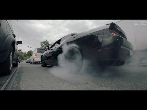 тест от давидыча форд мустанг #6