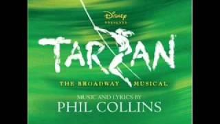 1. Tarzan on Broadway Soundtrack -  Two Worlds