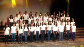 Greatest love of all by the Bishops College Choir