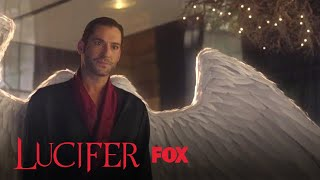 Lucifer - Lucifer Shows Linda That His Wings Have Grown Back