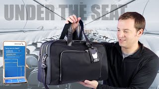 Best Underseat Carry-On Luggage (Recommended by a Business Traveler)